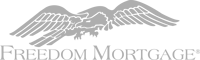 Freedom Mortgage Logo grey