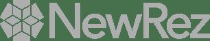 New Rez logo grey